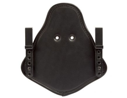 Uncle Mike's Inside The Waistband Fully Ambidextrous Holster Adapter w/ Clips, Black - 51121