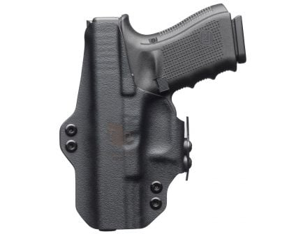 Black Point Tactical DualPoint Right Hand S&W M&P 9mm/.40 Appendix Inside-The-Waistband Holster, Black - 104468