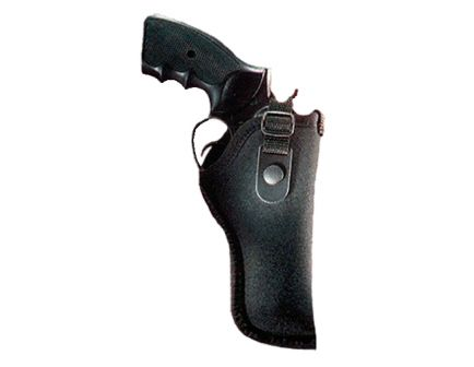 "Uncle Mike's Gun Mate Size 12 Right Hand 4"" to 5"" Long Autos Hip Holster, Textured Black - 21012"