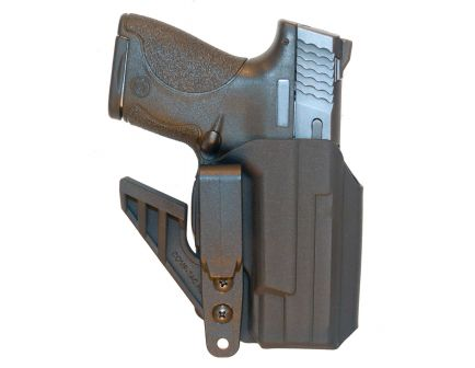 "Comp-Tac Victory Gear eV2 Right Hand 3"" 1911 Appendix Inside-The-Waistband Holster, Black - 10756-C75619002RBKN"