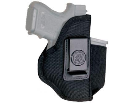 DeSantis Gunhide Pro Stealth Ambidextrous Hand Colt Commander Inside-The-Waistband Holster, Smooth Black - N87BJLSZ0