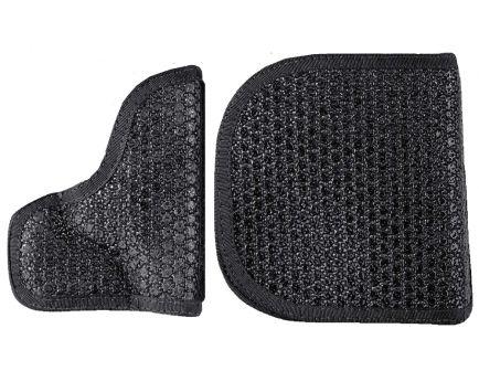 "DeSantis Gunhide Super Fly Ambidextrous Hand S&W J Frame 2"" Holster, Textured Black - M44BJ02Z0"