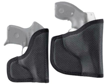 DeSantis Gunhide Nemesis Ambidextrous Hand Glock 26/27 Holster, Textured Black - N38BJU4Z0