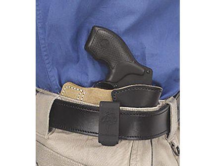 DeSantis Gunhide Pocket-Tuk Right Hand Kahr P380 Inside-The-Waistband Holster, Black - 111NAR8Z0