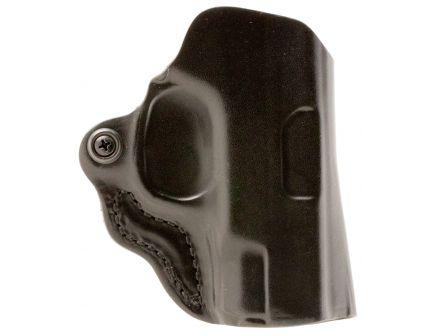 DeSantis Gunhide Mini Scabbard Right Hand S&W M&P Shield 9mm/.40 Holster, Smooth Black - 019BAG9Z0