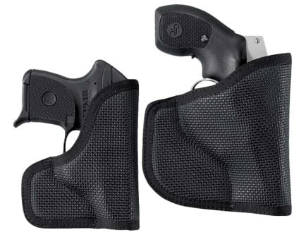 DeSantis Gunhide Nemesis Ambidextrous Hand Glock 43 Holster, Black - N38BJ8BZ0
