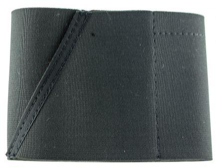 DeSantis Gunhide Option 4 Belly Band Medium Ambidextrous Hand Glock Inside-The-Waistband Holster, Black - 061BJG2Z0