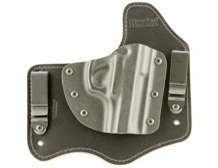 PS Products Right Hand Compact Beretta 92 Inside-The-Waistband Hybrid Holster, Plain Black - HLHBERETTA92