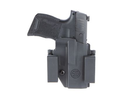 Sig Sauer Ambidextrous Hand SIG P365 Inside/Outside-The-Waistband Holster, Black - HOL365AMBI