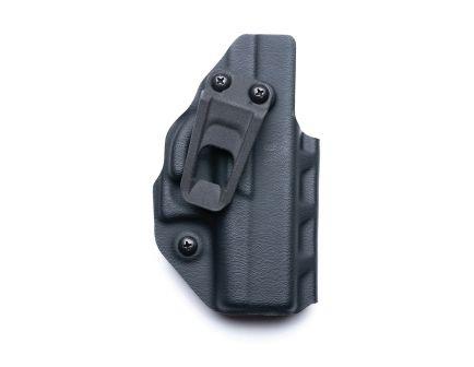 Crucial Concealment Covert Ambidextrous Hand Glock 43 Inside-The-Waistband Holster, Black - 1019