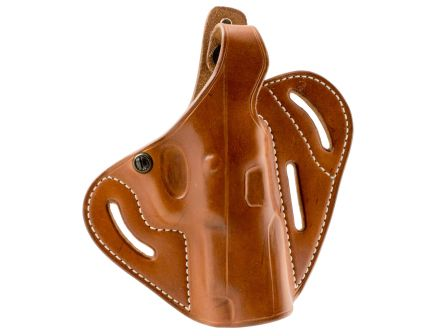 El Paso Saddlery Dual Duty Right Hand Ruger P85/89 3-Slot Thumbreak Holster, Russet - DDR889RR