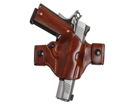 El Paso Saddlery Snap-Off Elite Right Hand Springfield XD 9mm/.40 Holster, Russet - OCXD94RR
