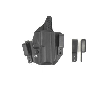 Lag Tactical The Defender Right Hand SIG P365 Inside/Outside-The-Waistband Combo Holster, Black - 2084