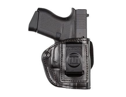 Tagua Gunleather 4-In-1 Right Hand Glock 17/22/31 Inside-The-Pant Holster, Black - IPH4300