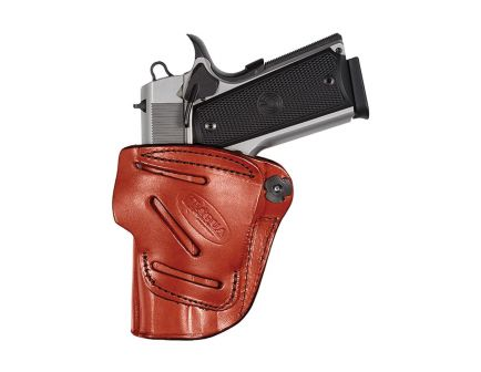 Tagua Gunleather 4-In-1 Right Hand Glock 19/23/32 Inside-The-Pant Holster, Brown - IPH4312