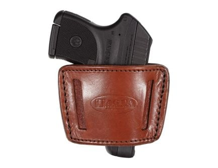 Tagua Gunleather 2-In-1 Small Left Hand Bersa Thunder .380 Inside-The-Waistband Holster, Brown - IWH002