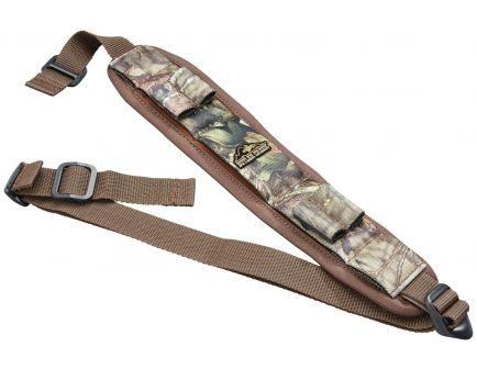 Butler Creek Comfort Stretch Adjustable Alaskan Magnum Sling w/ Swivels, Mossy Oak Break-Up Country - 180037