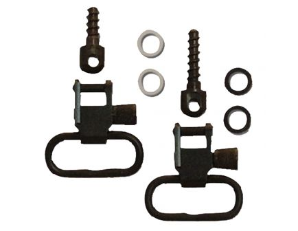 GrovTec Wood Screw Forend Locking Swivel Set, Black Oxide - GTSW23