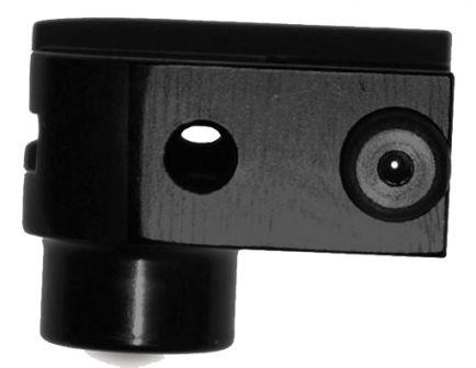 GrovTec Bayonet Adapter Push Button Base, Black - GTSW276