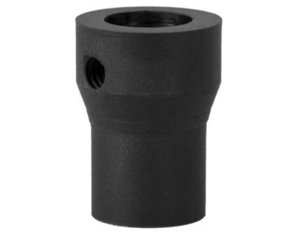 GrovTec Fixed Base to Stud Adaptor, Type III Anodized Black - GTSW108