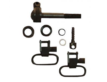 "GrovTec 1"" Locking Swivel Set for Remington 742/7400, Black Oxide - GTSW18"