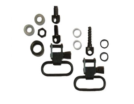 GrovTec Locking Swivel Set, Black Oxide - GTSW19