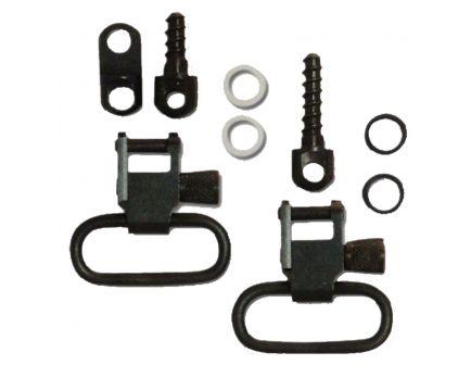 GrovTec Locking Swivel Set for Ruger, Black Oxide - GTSW27