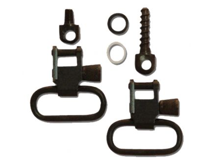"GrovTec 1"" Locking Swivel Set for Mossberg 500 Pump Action Shotgun - GTSW31"
