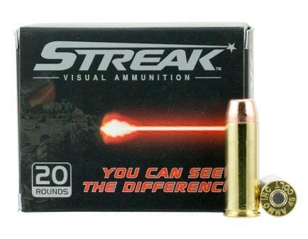 Ammo Inc Streak 250 gr Total Metal Jacket .45 Colt Ammo, 20/box - 45C250TMCSTR