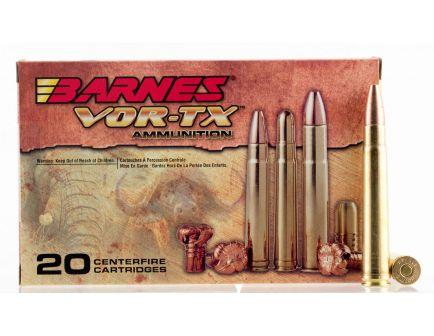 Barnes Bullets VOR-TX Safari 300 gr TSX Flat Base .375 H&H Mag Ammo, 20/box - 22014