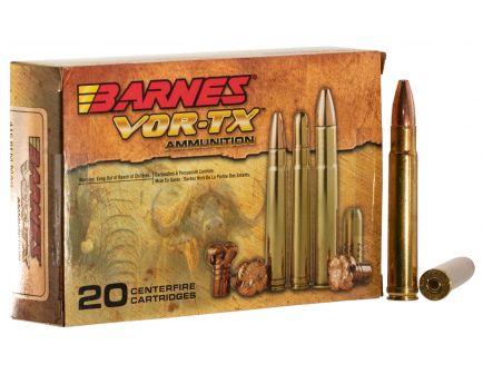 Barnes Bullets VOR-TX Safari 400 gr TSX Flat Base .416 Rem Mag Ammo, 20/box - 22017