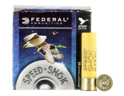 "Federal Speed-Shok 3"" 20 Gauge Ammo 2, 25/box - WF209 2"