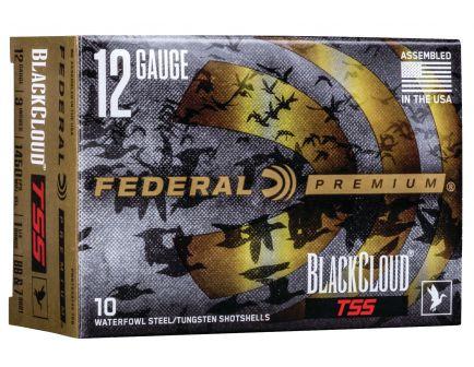 """Federal Black Cloud TSS 3"""" 12 Gauge Ammo 7, BB, 10/box - PWBTSSX1427B"""