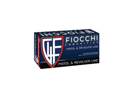 Fiocchi Shooting Dynamics 124 gr Jacketed Hollow Point 9mm Ammo, 50/box - 9APBHP