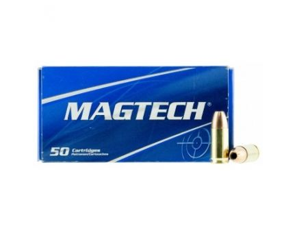 Magtech 115 gr Jacketed Hollow Point 9mm Ammo, 50/box - 9C