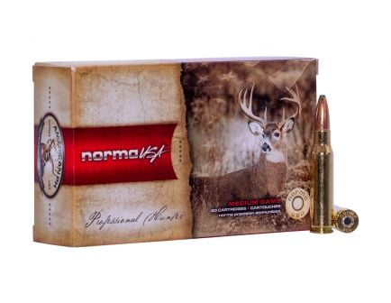 Norma Ammunition American PH 180 gr Oryx .308 Win Ammo, 20/box - 20174942