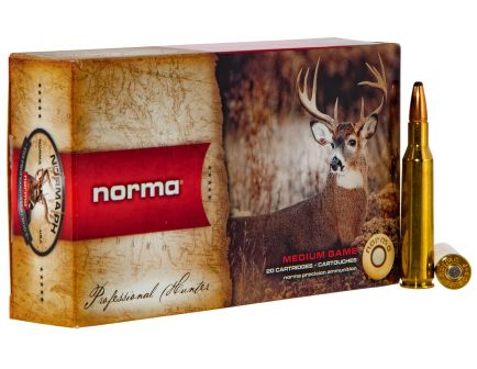 Norma Ammunition American PH 100 gr Soft Point .257 Roberts Ammo, 20/box - 20166042