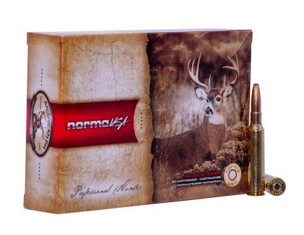 Norma Ammunition American PH 156 gr Oryx 6.55x55mm Ammo, 20/box - 20166052