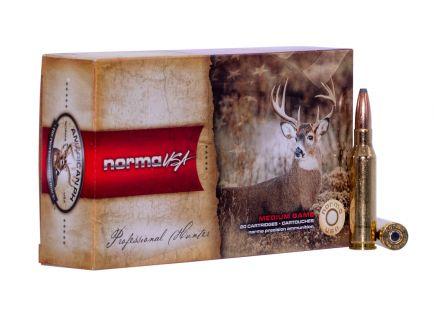 Norma Ammunition American PH 156 gr Oryx 7mm-08 Rem Ammo, 20/box - 20171012
