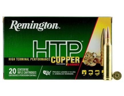 Remington HTP Copper 140 gr Barnes TSX 7mm Rem Mag Ammo, 20/box - HTP7MM