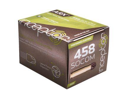 Inceptor Preferred Hunting 200 gr ARX .458 Socom Ammo, 20/box - 458ARXBR200