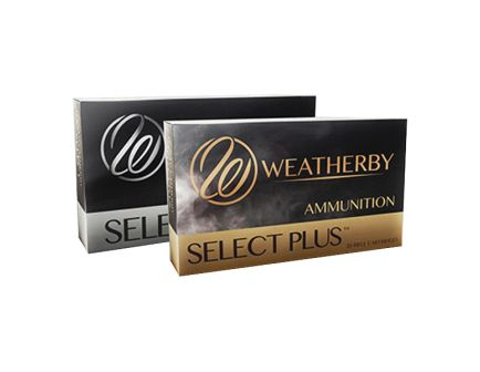 Weatherby Select Plus 100 gr Barnes Tipped TSX .257 Weatherby Mag Ammo, 20/box - B257100TTSX