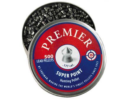 Crosman Legacy .177 7.9 gr Super Point Pellet, 500/pack - LSP77