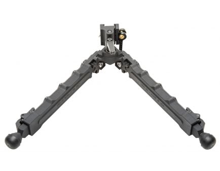 "Accu-Tac LR-10 Bipod, 7"" to 12"" H - LRB-G200"
