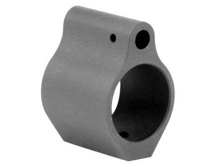 "Aim Sports Low-Profile Micro Gas Block, 0.75"", Phosphate Coated 1018 Steel - ZH-MGB01"