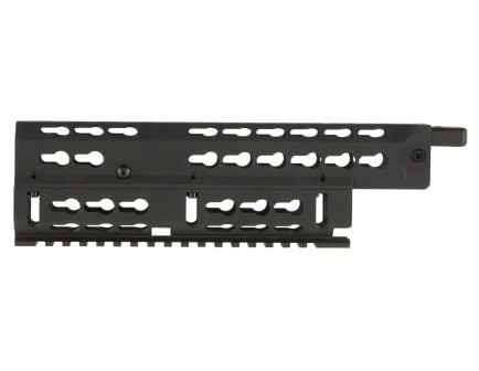 "Aim Sports Keymod 9.6"" Medium Russian AK-47 2-Piece Drop-in Handguard, Black - MKAK03"