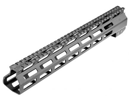 "Aim Sports M-LOK 13.5"" AR/M4 Free Float Handguard, Black - MTMM02"