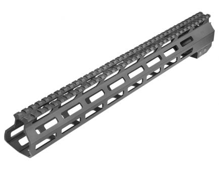 "Aim Sports M-LOK 15"" .308 AR-10 High Profile Free Float Handguard, Black - MTM15H308"