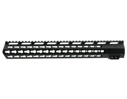 "Aim Sports Keymod 15"" .308 AR/M4 High Profile Free Float Handguard, Black - MTK15H308"