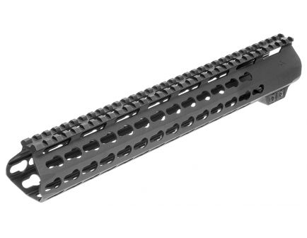"Aim Sports Keymod 15"" .308 AR/M4 Low Profile Free Float Handguard, Black - MTK15L308"
